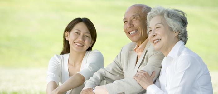 (仮タイトル)高齢者の見守りサービス